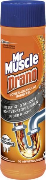 Drano Power-Granulat Abfluss Reiniger