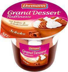 Grand Dessert, Rafinesse Schoko