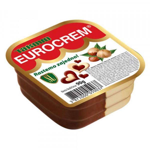 Eurocreme, Haselnuss-Schoko-Aufstrich