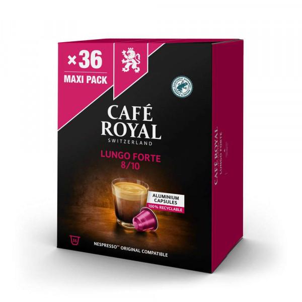 "Kaffee-Kapseln ""Lungo Forte"""
