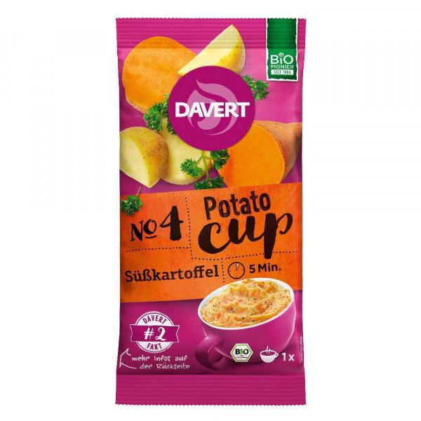 Potato Cup Süßkartoffeln 57g, Bio