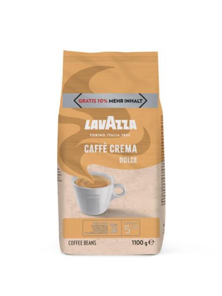 Caffè Crema Dolce, ganze Bohne