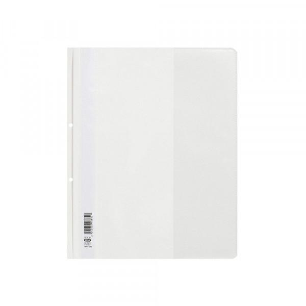 Schnellhefter A4, 160 Blatt, weiß