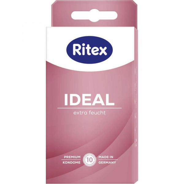 Kondome Ideal, Extra Feucht