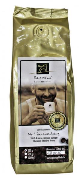 "Kaffee-Bohnen ""Hausmischung"""