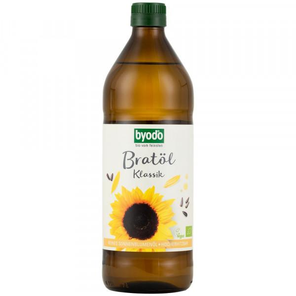 "Bio Bratöl ""Klassik"", aus Sonnenblumen"