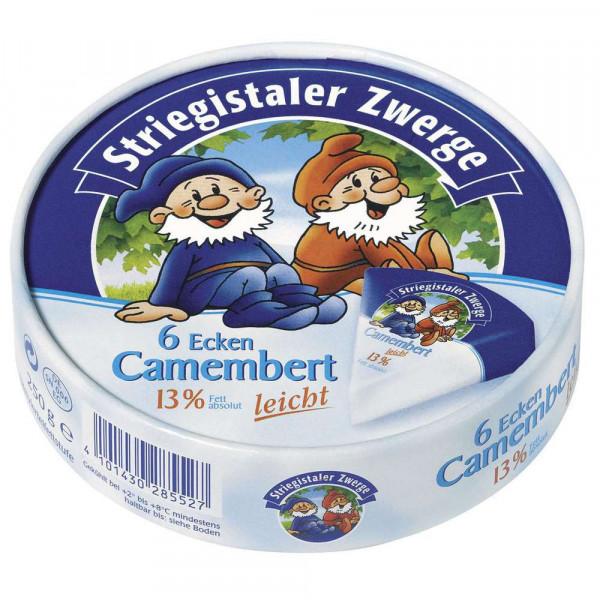 Zwerge Camembert, Leicht