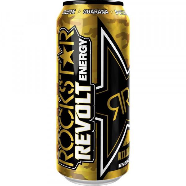 Energy Drink, Revolt Killer Ginger