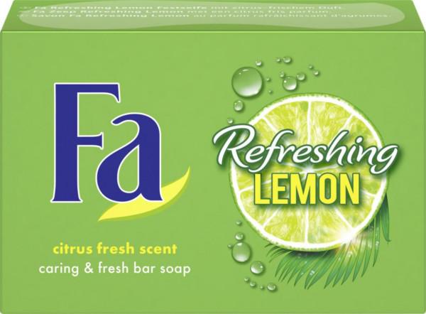 """Festseife """"Lemon"""""""