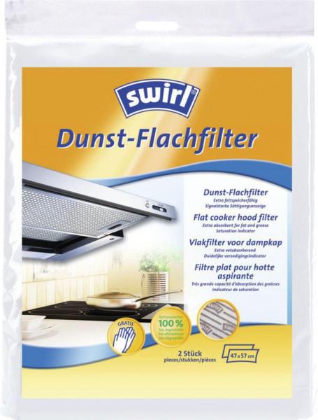 Dunst-Flachfilter