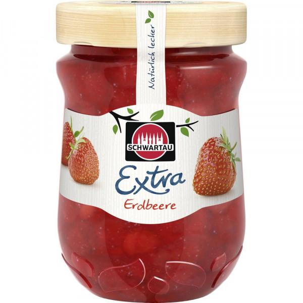 Konfitüre extra, Erdbeere