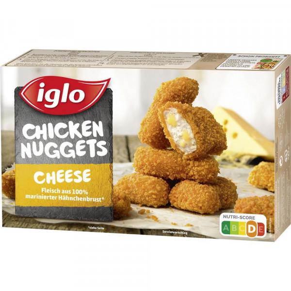 """Gold Chicken Nuggets """"Cheese"""", tiefgekühlt"""