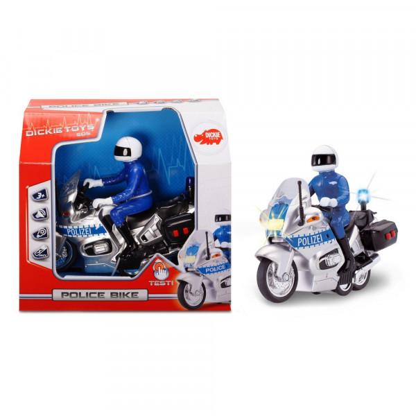 Police Bike, Polizeimotorrad