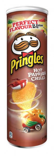 Chips, Hot Paprika Chilli