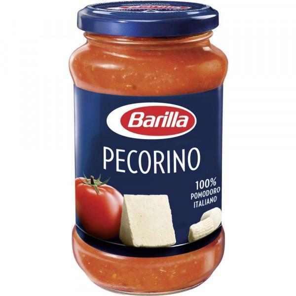 Pasta Sauce Pecorino mit Tomaten & Schafsmilch-Hartkäse