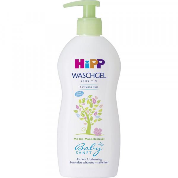 Babysanft Waschgel, Haut & Haar