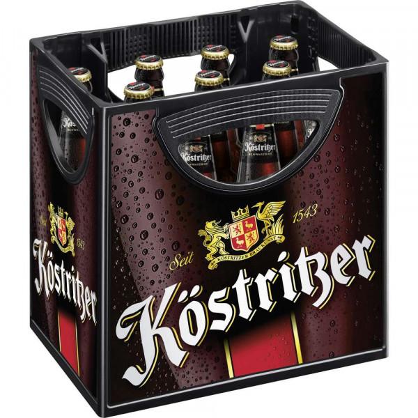 Schwarzbier, 4,8% (11 x 5.5 Liter)