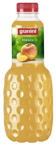 Trinkgenuss Pfirsichsaft
