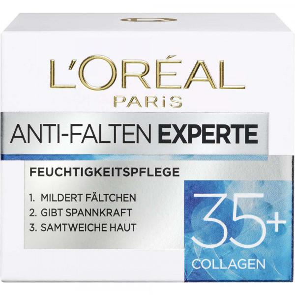 FEuchtigkeitscreme Anti-Falten Experte 35+