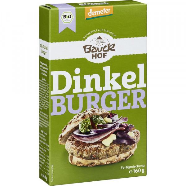 Dinkel-Burger 160g
