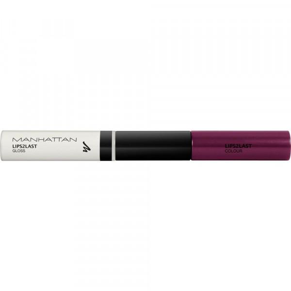 Lipgloss Lips 2 Last, Soft Berry 56Q