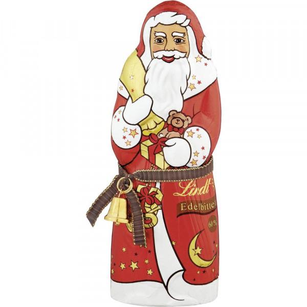 Schokoladen-Weihnachtsmann, edelbitter
