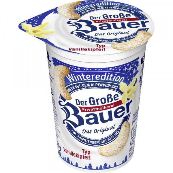 """Joghurt """"Der Große Bauer"""" Saison, Typ Vanillekipferl"""