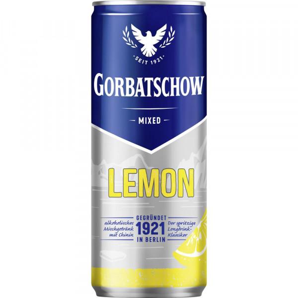 Vodka & Lemon 10%