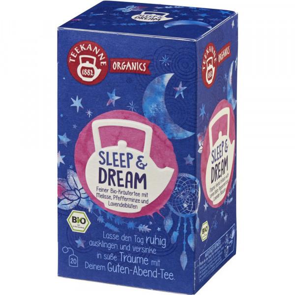 BIO Organics Sleep & Dream Tee