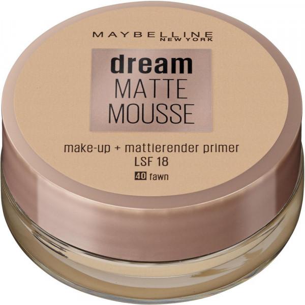Make-Ip Dream Matte Mousse, Fawn 40