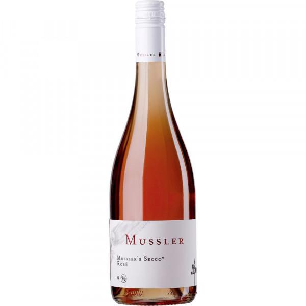 Mussler's Secco Rosé