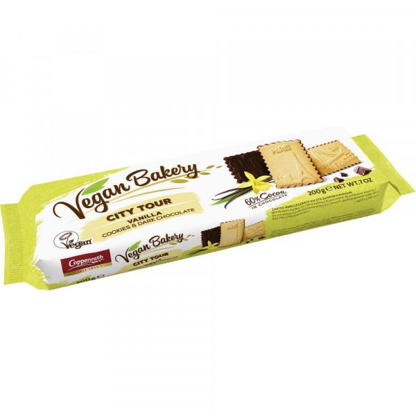Keks Vegan Schoko-Vanille