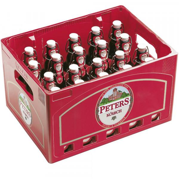 Kölsch Bier 4,8% (20 x 0.33 Liter)