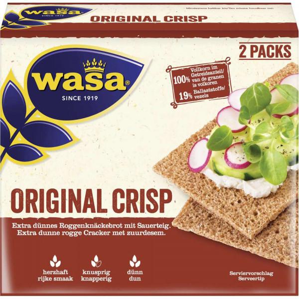 """Knäckebrot """"Crisp Original"""""""