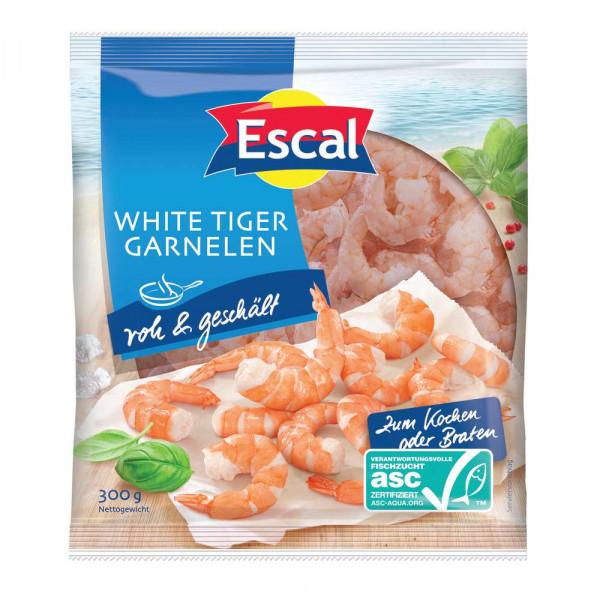 White Tiger Garnelen, tiefgekühlt