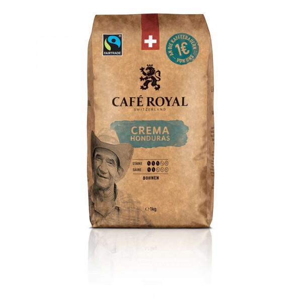 Kaffeebohnen Crema Honduras