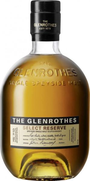 Single Malt Whisky Select Reserva 43%