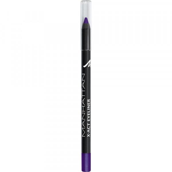 X-Act Eyeliner, Purplelicious 64P