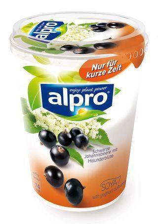 Soja-Joghurtalternative, Apfel/Kiwi