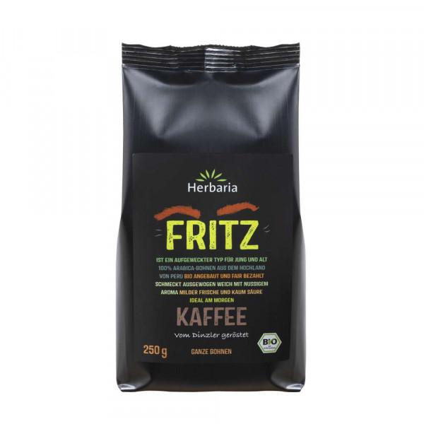 "Bio Kaffee-Bohnen ""Fritz"""