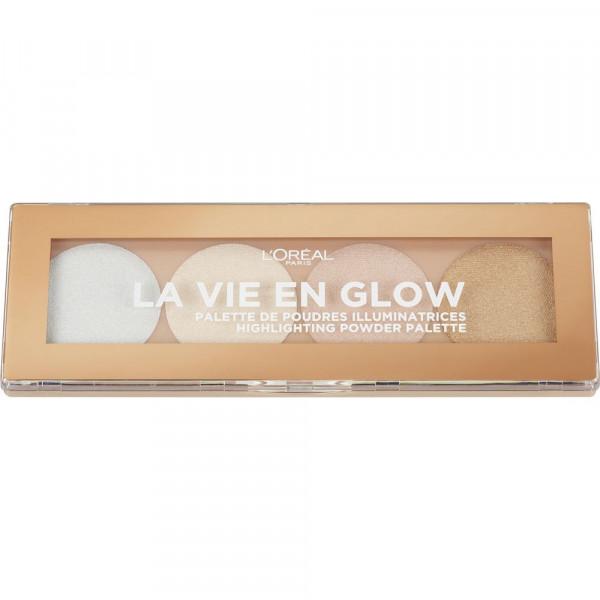 Highlighter Palette La Vie En Glow, 2