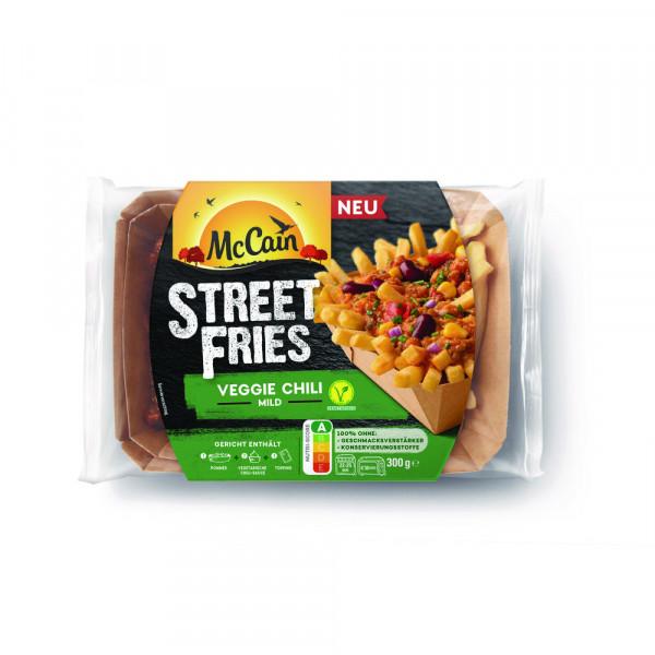 "Pommes Frites ""Street Fries"" Veggie Chili, tiefgekühlt"