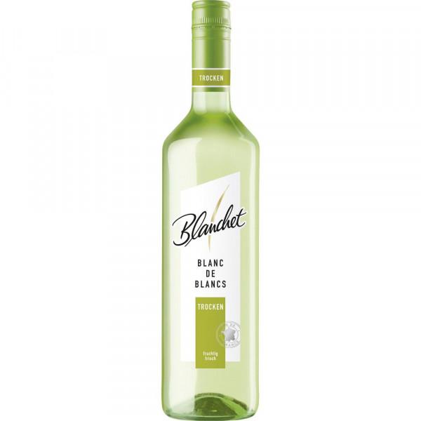 Blanc de Blancs trocken Vin de France