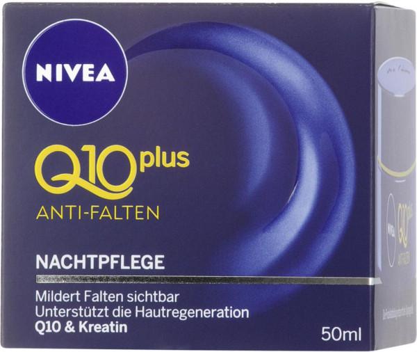 Q10 Plus, Anti-Falten Nachtpflege