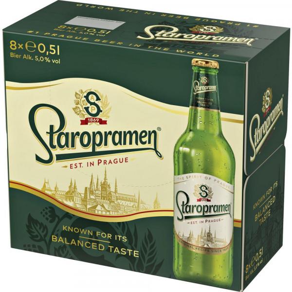 Pilsener Bier 5% (8 x 4 Liter)