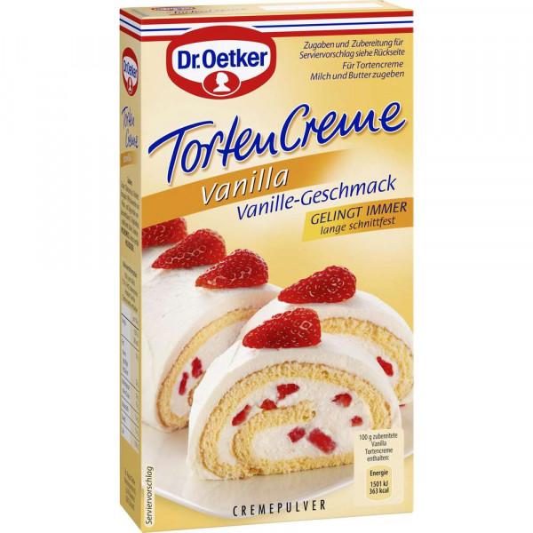 "Tortencreme ""Vanilla"", Vanille"