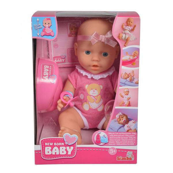 New Born Baby Niedliches Baby