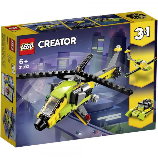 LEGO 31092 Hubschrauber-Abenteuer