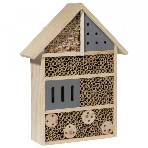 Insektenhotel, 28,5x9x37,5cm