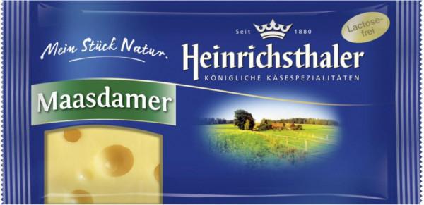 Maasdamer Käse, am Stück